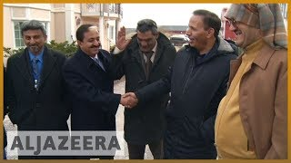 🇾🇪Yemen's warning sides meet for second day of peace talks l Al Jazeera English - ALJAZEERAENGLISH