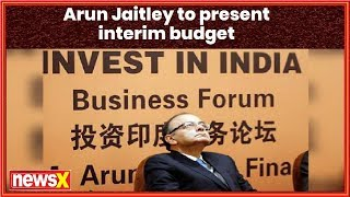 FM Arun Jaitley: Fiscal deficit of 3.3% is just a number, can go up to 3.55%: party colleagues - NEWSXLIVE