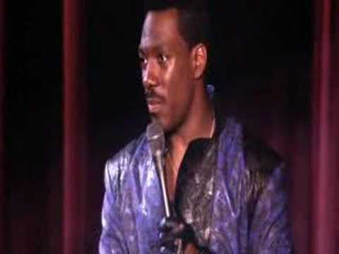 Eddie Murphy RAW Dick Threats 