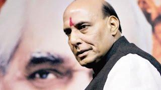 BJP Goes Soft On Article 370? - TIMESNOWONLINE