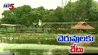Lakes of Hyderabad | TV5 Special Story : TV5 News - TV5NEWSCHANNEL