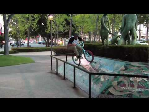 Aaron Ross BMX Fox Denim Created to Destroy Series Episode 3
