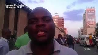 Zimbabwe Reacts to Mugabe Resignation - VOAVIDEO