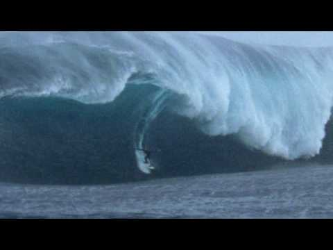 Mark Mathews at The Right - Ride of the Year Entry - Billabong XXL Big Wave Awards