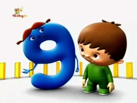 Charlie And The Numbers Baby Tv Part 09 Of 10 English Version Full Episode Of Number Nine 09