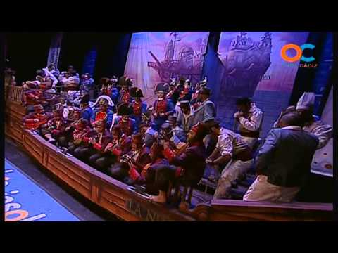 Sesión de Cuartos de final, la agrupación La niña bonita actúa hoy en la modalidad de Coros.