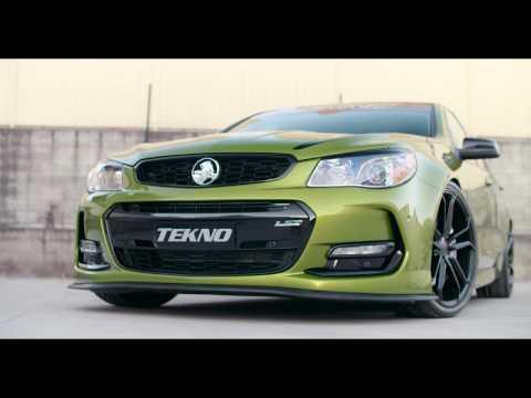 Original TEKNO Performance Holden VFII Build Download Mp3