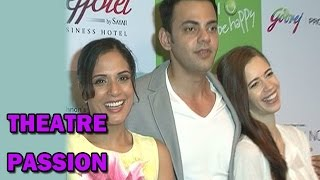 Riccha Chadda and Kalki Koechlin at a theatre event | Bollywood News