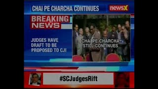 4 dissenting judges met CJI, have draft to be proposed for new system to allocate cases equitably - NEWSXLIVE