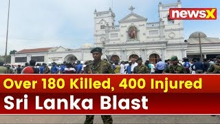 Sri Lanka Blasts: President Maithripala Sirisena condemns serial attack on churches and hotels - NEWSXLIVE