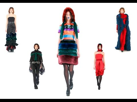 DC Life Magazine - BERNARD CHANDRAN Paris Fashion Week 2016 - 2017