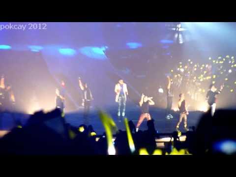 [HD FANCAM 101312] Bigbang - Fantastic Baby (Jakarta 2012)