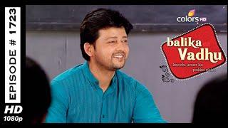 Balika Vadhu : Episode 1715 - 27th October 2014