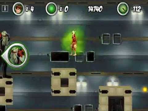 Ben10 Alien Strike Fullgameplay part 2 2