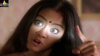 Chandramukhi Movie Scenes | Jyothika Shocks Rajinikanth | Prabhu, Nayanatara | Sri Balaji Video - SRIBALAJIMOVIES