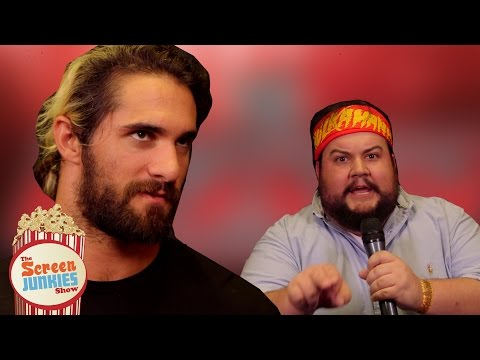 Bonus WWE Interviews with Seth Rollins, Dolph Ziggler and more!