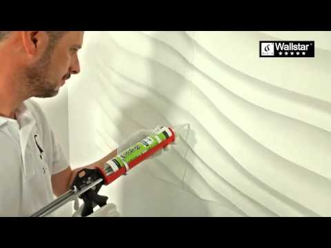 Panele 3d montaż DUNIN Wallstar lektor pl