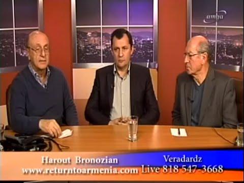 Հարցազրույց պատմաբան փրոֆ Արտակ Մովսիսյանի հետ