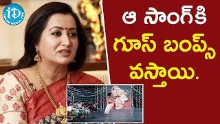Actress Sumalatha About K Balachander | Viswanadh Amrutham - IDREAMMOVIES