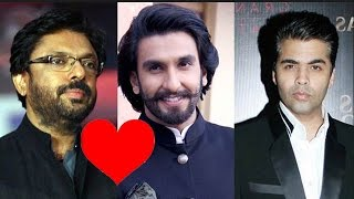 Ranveer Singh chooses Sanjay Leela Bhansali over Karan Johar | Bollywood News