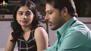 Nandu Helping Punarnavi Bhupalam | Enduko Emo | Latest Telugu Movie Scenes | Sri Balaji Video - SRIBALAJIMOVIES