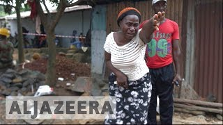 Sierra Leone calls for international help following deadly floods - ALJAZEERAENGLISH