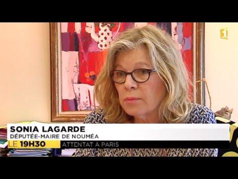 Sonia Lagarde : « Debout nous sommes, debout nous resterons » - 08-01-2015