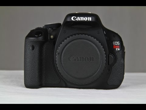 What Each Function Of The Canon T3I Or 600D DOES &amp; How To Use Them Part 3 Video Settings