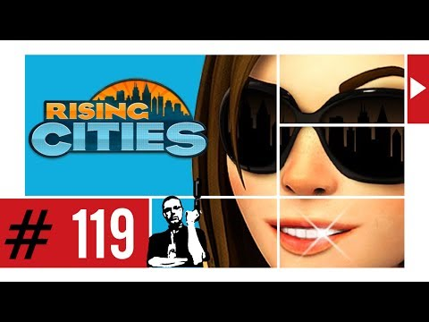 RISING CITIES ᴴᴰ #119 ►Der beste Kinofilm aller Zeiten◄ Let's Play Rising Cities ⁞HD⁞ ⁞Deutsch⁞