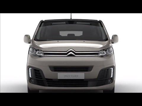 Autoperiskop.cz  – Výjimečný pohled na auta - Autosalon Ženeva 2016 – Citroën SpaceTourer, Citroën e-Méhari, Citroën Concept Hyphen – VIDEO