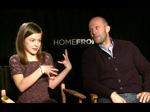 Jason Statham & Izabela Vidovic Interview -