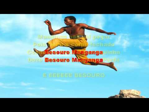 BESOURO MANGANGA - Perninha RJ (Abadda capoeira)