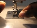 How To Thread a Brother LX-3125 Home Sewing Machine