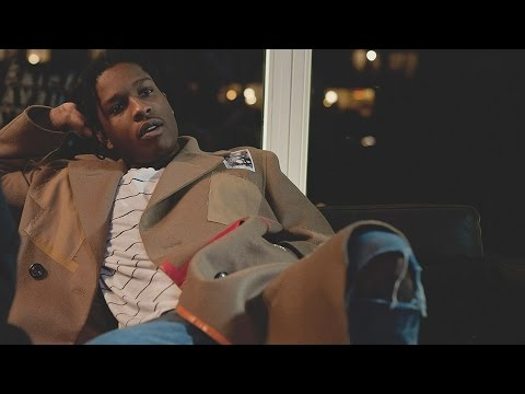 ASAP Rocky - A$AP Mob Speak On Upcoming Projects