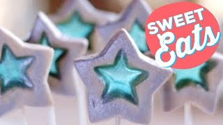Stained Glass Cookie Wands | Food Network - FOODNETWORKTV