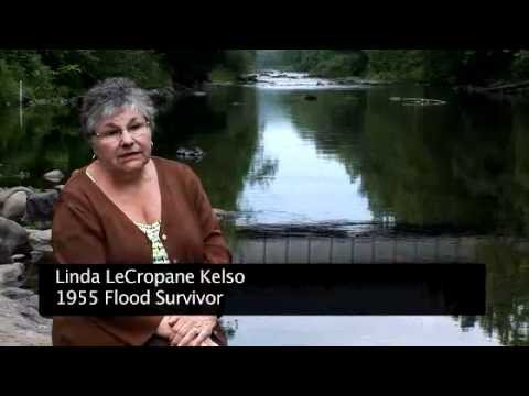 Remembering the Flood of 1955 in the Brodhead Creek Watershed