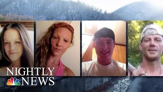 People Trapped In West Virginia Mine Speak Out | NBC Nightly News - NBCNEWS