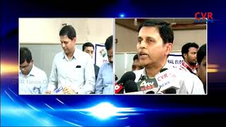 Telangana EC CEO Rajath Kumar Give Many suggestions to BLO's | Telangana Assembly Polls | CVR NEWS - CVRNEWSOFFICIAL