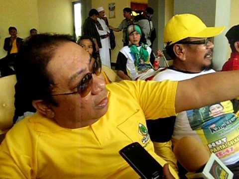 KFD,,Yance Calon Gubrnur Jawa Barat dari Partai Golkar,,