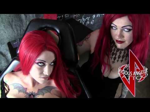 Vicious Angelz Tattoo, Ybor City, Tampa - Horror Themed Tattoo Shop