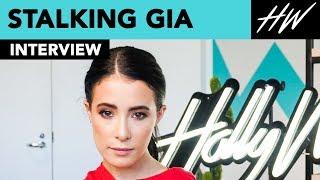 Stalking Gia Stalks Lil Xan & Slides Into Blackbear's Twitter DM's!! | Hollywire - HOLLYWIRETV