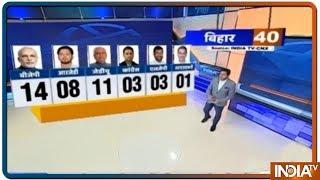 टिकट बटवारे के बाद किस पार्टी की ओर बह रही है चुनावी हवा | IndiaTV-CNX Opinion Poll - INDIATV