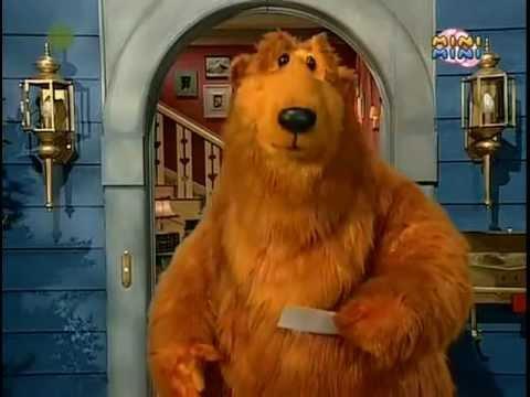 Niedźwiedź w dużym niebieskim domu - odc.72 Wszystko o Tobie