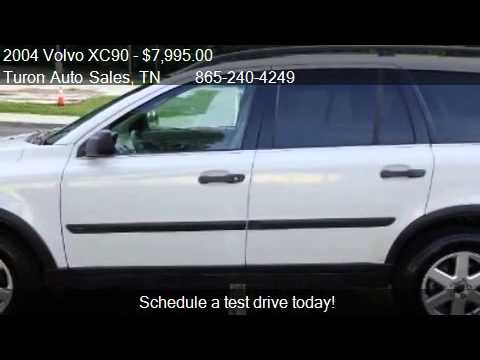 2004 Volvo XC90 T5 Bi-Turbo AWD Third Row Seat - for sale in
