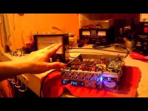 Custom Magnum S-9 power mod audio monster