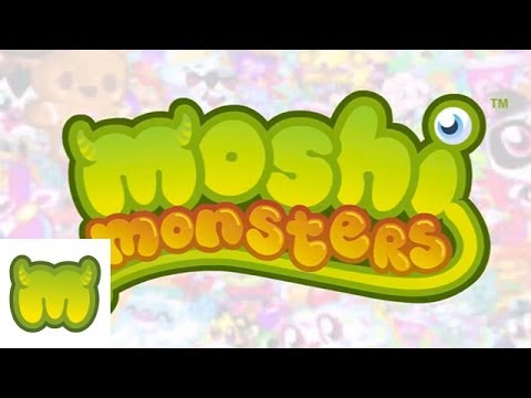 Moshi Monsters Channel Trailer
