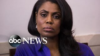 Trump responds to Omarosa, after she releases audio she says is of the President - ABCNEWS