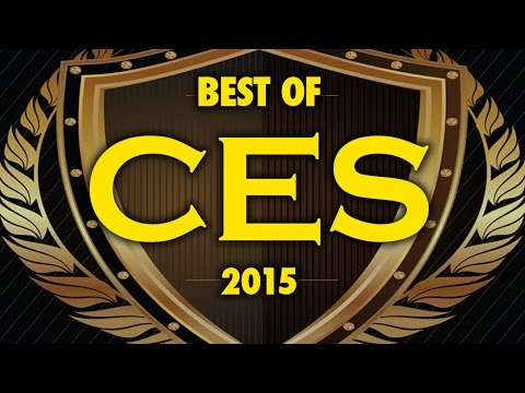 10 Best Innovations at CES 2015!