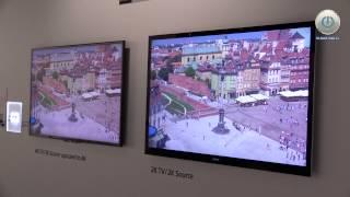 Sony на IFA 2013: первый в мире изогнутый LED-телевизор и пополнение линейки 4К