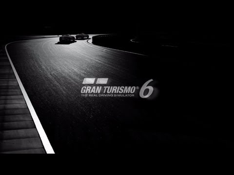 Gran Turismo 6 - Concept Movie [HD 1080P]